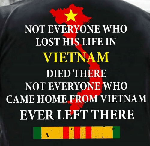 Life, Memes, and Lost: NOT EVERYONE WHO  LOST HIS LIFE IN  VIETNAM  DIED THERE  NOT EVERYONE WHO  CAME HOME FROM VIETNAM  EVER LEFT THERE