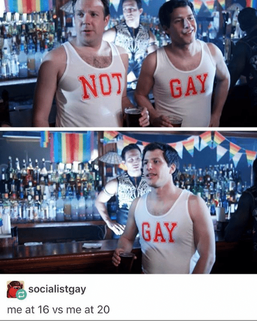 Dating someone twice your age gay