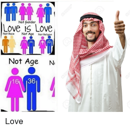 Love, Race, and Religion: Not Gender  Love is Love  Not Race  Not Age  Not Religion  Not Age  16 36 Love