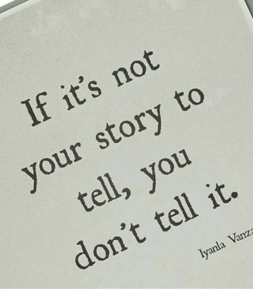 Tell me a nice story
