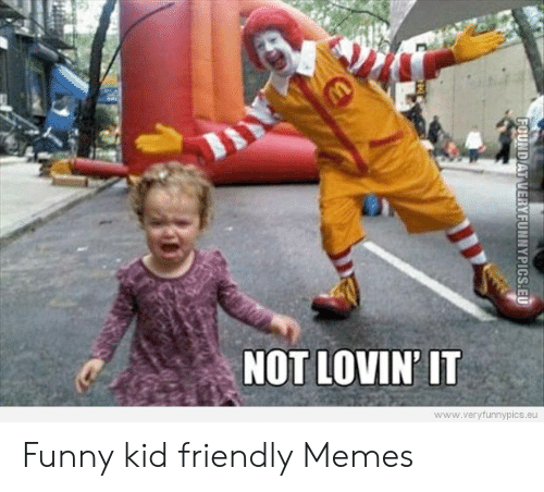 Funny Pictures With Captions Kid Friendly