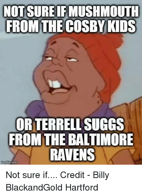 Not Sure Ifmushmouth From The Cosby Kids Orterrellsuggs From The
