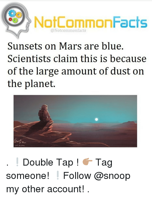 Not Common Facts
