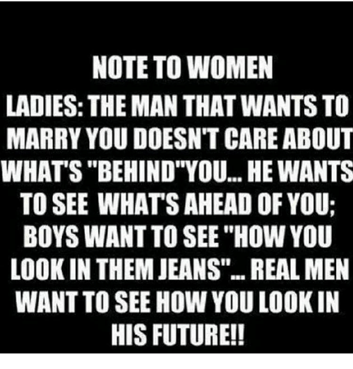 How To Be The Woman Men After To Marry
