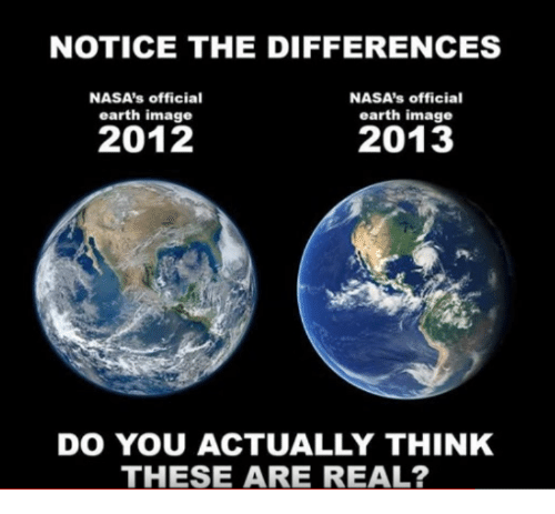 Notice The Differences Nasa S Official Nasa S Official