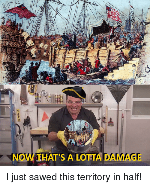 Love Each Other When Two Souls: NOW THAT'S A LOTTA DAMAGE