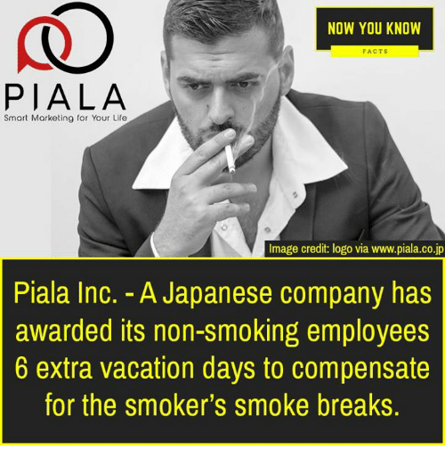 Now You Know Facts Piala Smort Marketing For Your Life Image Credit Logo Via Wwwpialacojp Piala Inc A Japanese Company Has Awarded Its Non Sm Ng