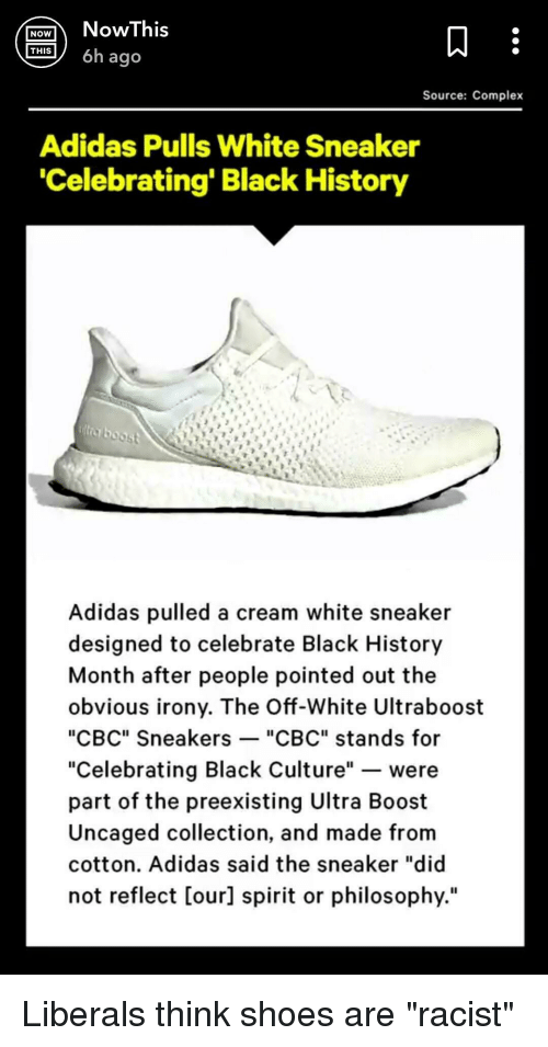 3eede56a70f NOwNowThis 6h Ago THIS Source Complex Adidas Pulls White Sneaker ...