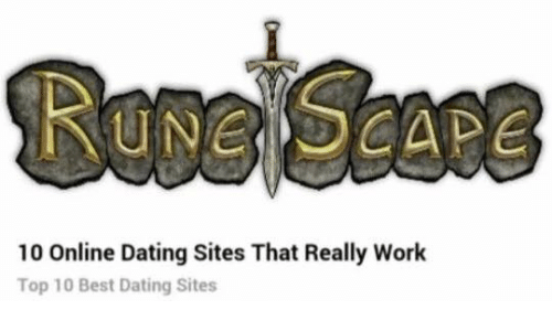 Dating website that actually works