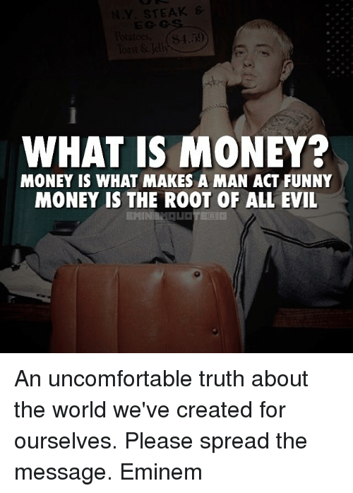 ny steak what is money money is what makes a 20108469 ✅ 25 best memes about funny money funny money memes,Money Please Meme