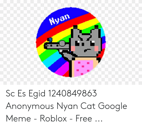 Nyan Cat Song Roblox Id 1001 Funny Cat Pictures