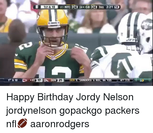 25 Best Memes About Green Bay Packers Happy Birthday Birthday