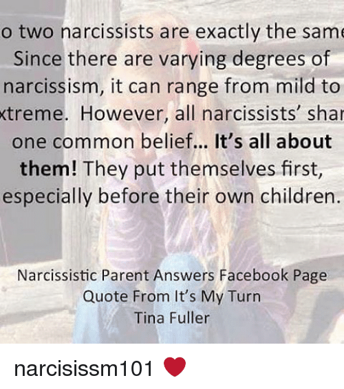 what happens when two narcissists are together