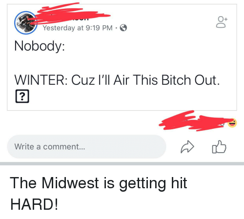 air this bitch out