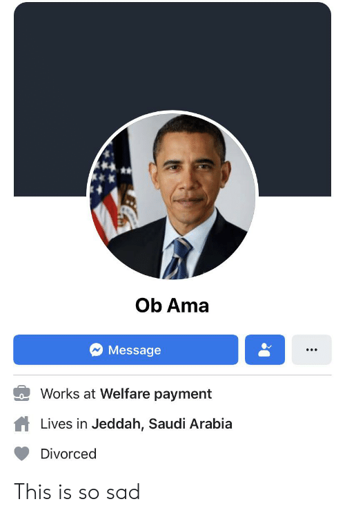 Ob Ama Message Works at Welfare Payment Lives in Jeddah