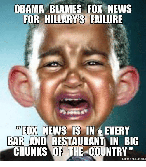 obama blames fox news for hillary s failure fox news 7771613 obama blames fox news for hillary s failure fox news is in every