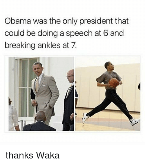25+ Best Memes About Breaking Ankles