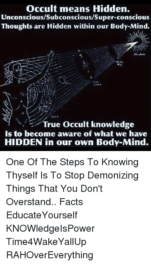 Search occult Memes on SIZZLE