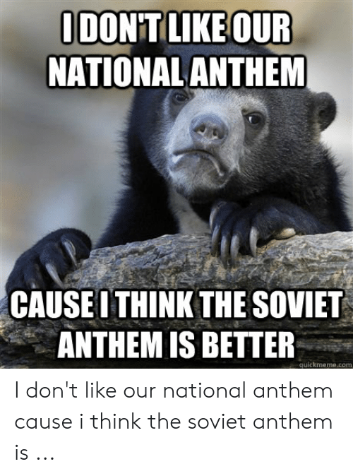 🔥 25+ Best Memes About Soviet National Anthem Meme | Soviet