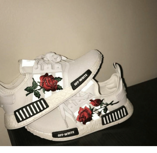 Dank, White, and 🤖: OFF-WHITE