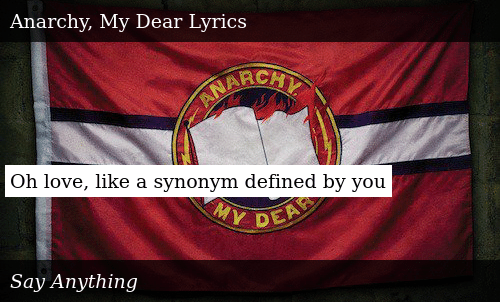 Oh Love Like a Synonym Defined by You | Donald Trump Meme on