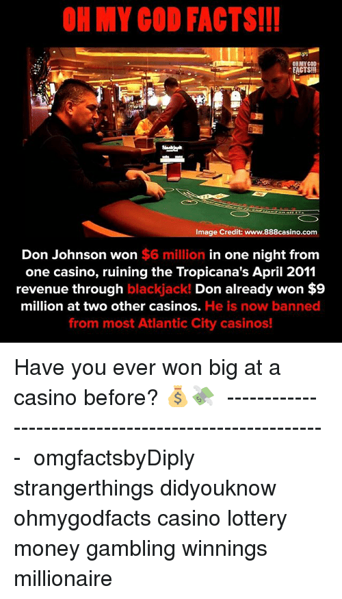 Most Money Ever Won In A Casino