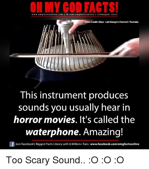Horror Movie Sounds Instrument Movie Online With Subtitles