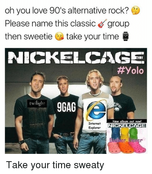 oh you love 90s alternative rock please name this classic 18858104 ✅ 25 best memes about 90s alternative rock 90s alternative,90s Memes