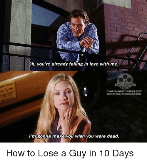 quotes from how to lose a guy in 10 days