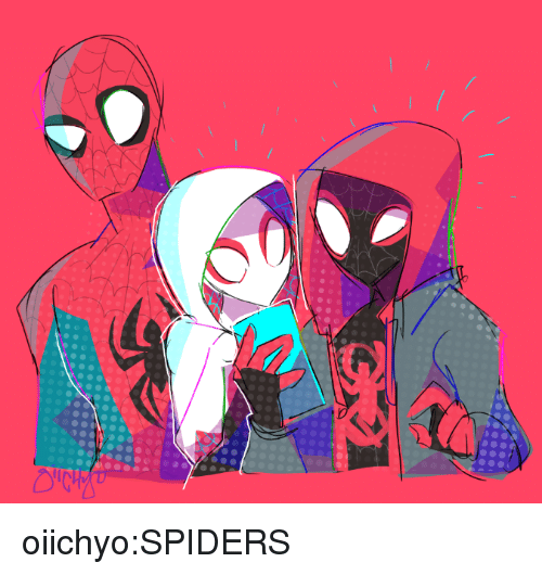 Tumblr, Blog, and Http: oiichyo:SPIDERS