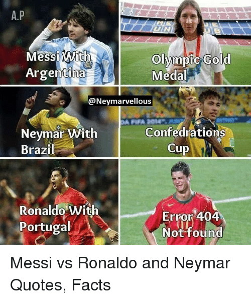 Facts Funny And Neymar Olympic Gold Medal Messi With Argentina Neymarvellous Neymar