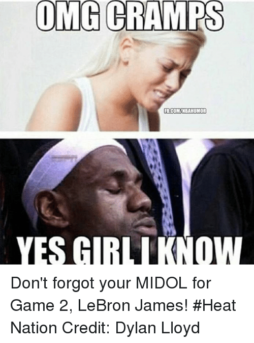 Omg Cramps Fbcominbahumor Yes Girliknow Dont Forgot Your Midol For