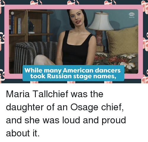 OMG FACTS While Many American Dancers Took Russian Stage