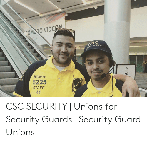 OML TO VIDCON GSC EVENT STAFF SECURITY PURITY 5225 NO No STAFF 41