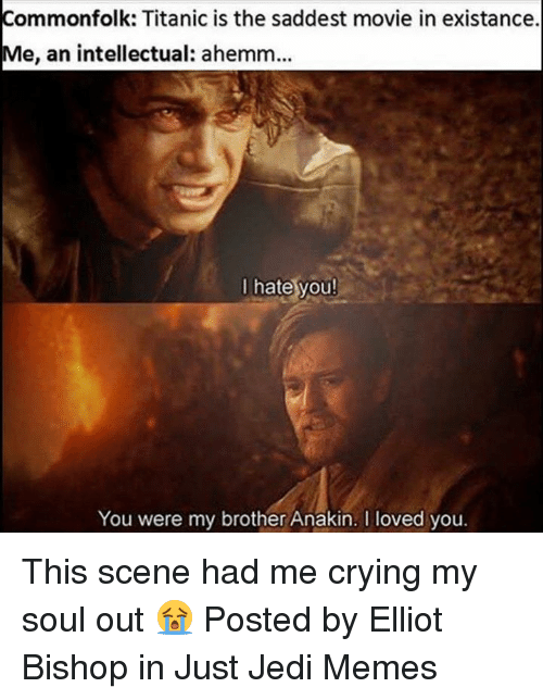 Ommonfolk Titanic Is the Saddest Movie in Existance Me an