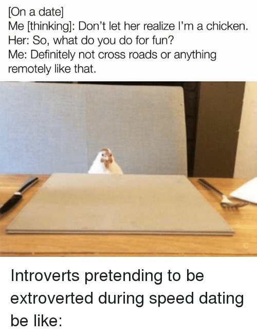 What do you think about introverts and dating