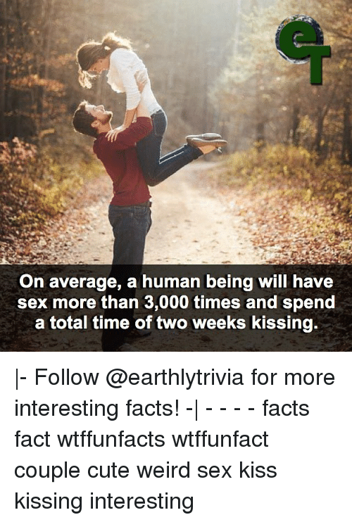 funny sex facts about humans