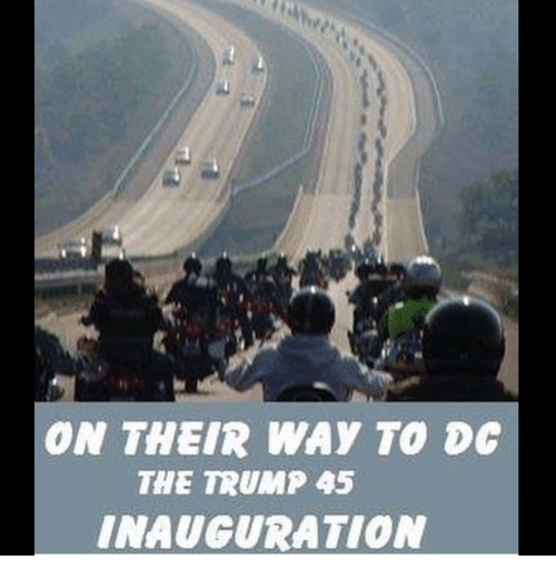 on their way to dc the trump 45 inauguration 12398810 ✅ 25 best memes about memes memes, meme generator