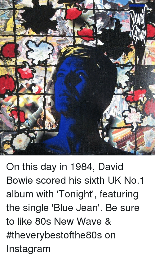 On This Day in 1984 David Bowie Scored His Sixth UK No1