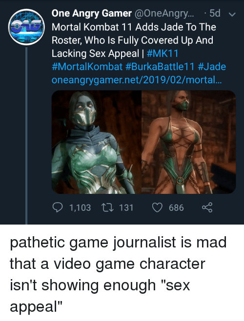 One Angry Gamer@OneAngry 5d - Mortal Kombat 1 1 Adds Jade to