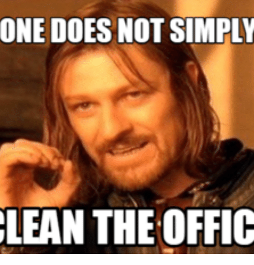 one does not simply lean the offic 16169907 ✅ 25 best memes about i concur meme i concur memes