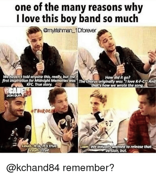 One of the Many Reasons Why I Love This Boy Band So Much ...