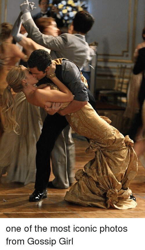 Memes, Gossip Girl, and Iconic: one of the most iconic photos from Gossip