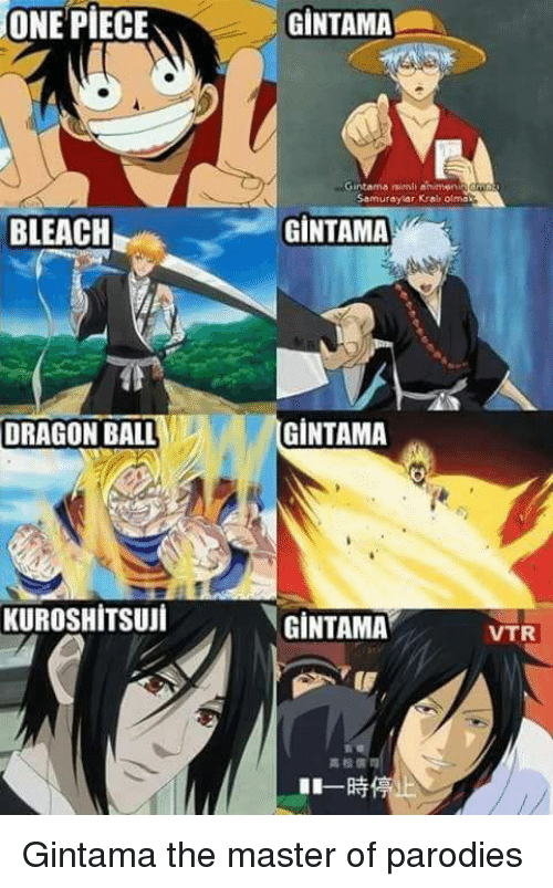25 best memes about gintama gintama memes - Dragon ball one piece ...