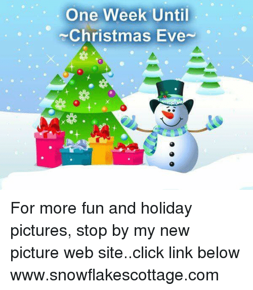 ... 2 Weeks Til Christmas Eve: Search Fun Pictures Memes On Me.me