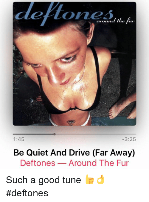 be quiet and drive