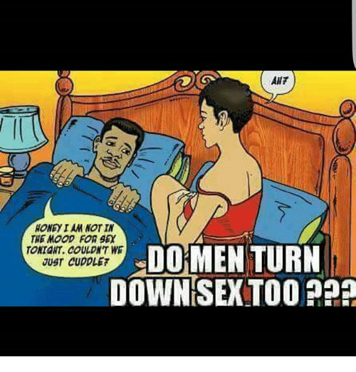 turn down sex