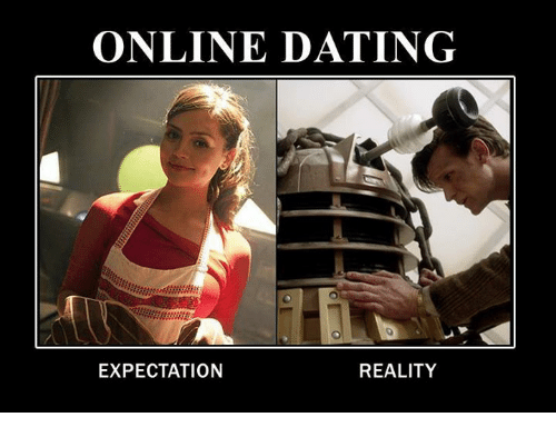 Online dating for me