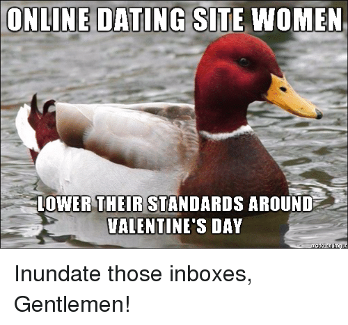 Dating site for ducks