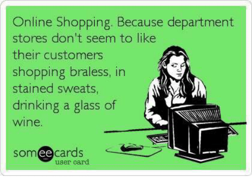 Image result for online shopping memes
